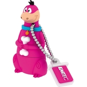 EMTEC 8GB USB 2.0  Flash Drive Hanna Barbera Dino
