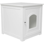 Kitty Litter Loo, White