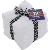 Martex Washcloth Set 12 pk.