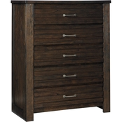 Signature Design by Ashley Darbry 5 Drawer Chest