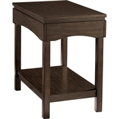 Signature Design by Ashley Haddigan Chairside End Table