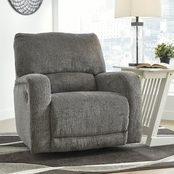 Signature Design by Ashley Wittlich Swivel Glider Recliner