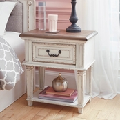 Signature Design by Ashley Realyn 1 Drawer Nightstand