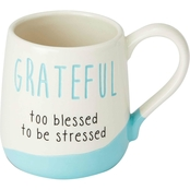 Our Name is Mud Grateful Engraved 16 oz. Mug