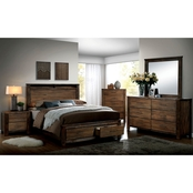 Furniture of America Elkton Bed