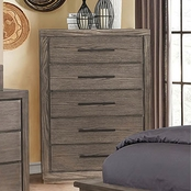 Furniture of America Oakes 5 Drawer Chest