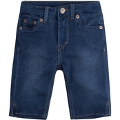 Levi's Little Girls Bermuda Shorts