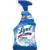 Lysol Complete Clean Bathroom Cleaner, Island Breeze