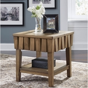 Signature Design by Ashley Rowenbeck Rectangular End Table