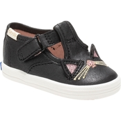Keds by Kate Spade Infant Girls Hayden Cat Crib Sneakers