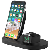 Belkin Wireless Charging Dock for Apple Watch and Wireless Charging Devices