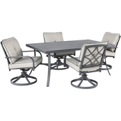 Ashley Donnalee Bay 5 pc. Outdoor Dining Set