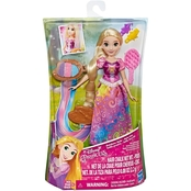 Disney Princess Rainbow Styles Rapunzel Doll