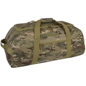 Mercury Tactical Gear Giant Duffel Backpack, Multicam