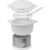 Kalorik Ceramic Steamer with Steaming Rack