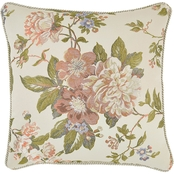Croscill Carlotta Square Pillow