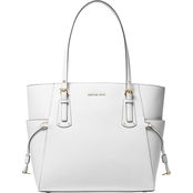 Michael Kors Voyager Leather East West Tote