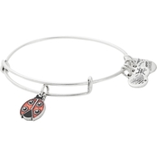 Alex and Ani Charity By Design, Ladybug Bangle