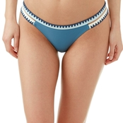 Damsel Juniors Blanket Stitch Swimsuit Bottom