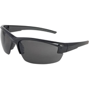 Honeywell Mercury Safety Eyewear with Black Frame, Gray Lens, Anti-Fog Lens Coating