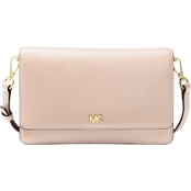 Michael Kors Smartphone Leather Crossbody Bag