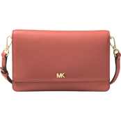 Michael Kors Pebbled Leather Convertible Crossbody Bag