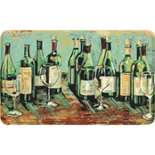 Mohawk Home Roussia Wine Comfort Mat 18 x 30 in.