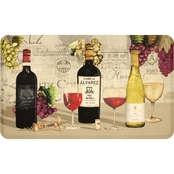 Mohawk Home Uncork Wine Comfort Mat 18 x 30 in.