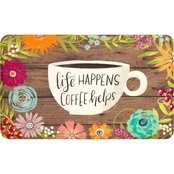 Farmhouse Kitchen Cup Mat 18x30