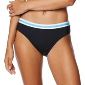 Nautica Color Block Swimsuit Bottom