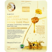 Earth Therapeutics Radiant Rejuvenating Honey Gold Mask
