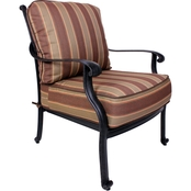 Summerville Furnishings Malibu Club Chair with Cushions
