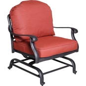 Summerville Furnishings Carrera Spring Club Chair with Cushions