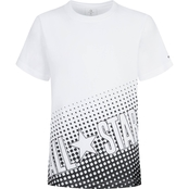 Converse Little Boys All Star Halftone Cotton Tee