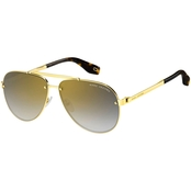 Marc Jacobs Metal Aviator Sunglasses MARC317S J5GFQ