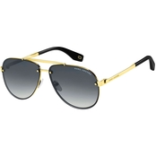 Marc Jacobs Metal Aviator Sunglasses MARC317S 2F79O