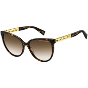 Marc Jacobs Round Sunglasses MARC333S 086HA