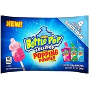 Baby Bottle Pop with Popping Powder