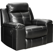 Signature Design by Ashley Kempten Rocker Recliner