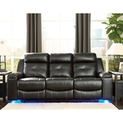 Signature Design by Ashley Kempten Reclining Sofa