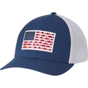 Columbia PFG Fish Flag Cap
