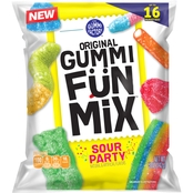 Original Gummi Fun Mix Sour Party 5 oz.