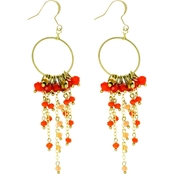 Panacea Crystal Chandelier Earrings