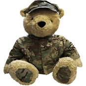 Bear Forces of America Large U.S. Air Force MCAM Plush Bear