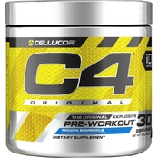 Cellucor C4 Original Frozen Bombsicle 30 Servings