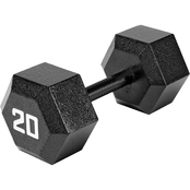 Marcy 20 lb. Hex Dumbbell