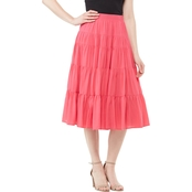 JW Sweep Peasant Skirt