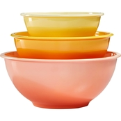 Martha Stewart Collection 3 pc. Ombre Bowl Set