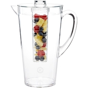 Martha Stewart Collection Citrus Pitcher with Infuser