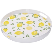 Martha Stewart Collection Citrus Serving Tray